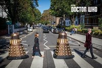 Doctor Who - Abbey Road Wall Poster (407)