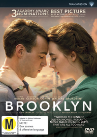 Brooklyn DVD