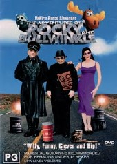 Rocky and Bullwinkle on DVD