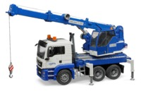 Bruder: MAN TGS Crane Truck