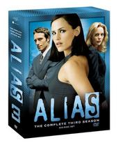 Alias - Complete Season 3 (6 Disc Box Set) on DVD