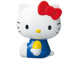 Hello Kitty: Metacolle Hello Kitty (Blue) - Metal Figure
