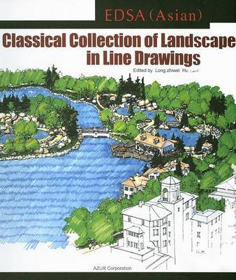 EDSA (ASIAN) Classical Collection of Landcape in Line Drawings