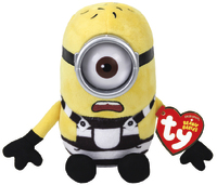 Ty Minions: Carl Prison - Themed Plush image