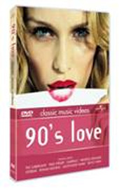 90s Love on DVD image