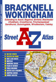 Bracknell Street Atlas by Great Britain