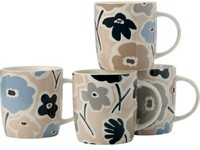 Casa Domani - Carlotta Mug Set 350ml (Set of 4)