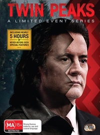 Twin Peaks: A Limited Event Series (2017) on DVD