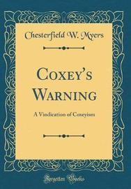 Coxey's Warning by Chesterfield W Myers image