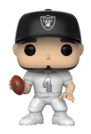 NFL - Derek Carr (Color Rush) Pop! Vinyl Figure