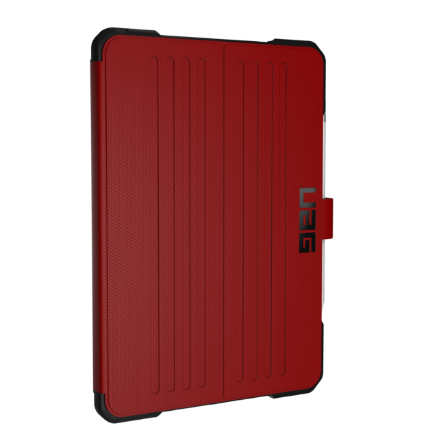 "UAG: Metropolis Case for iPad 10.2"" - Magma"