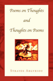 Poems on Thoughts and Thoughts on Poems by Stratos Argyriou image