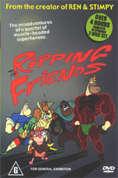 Ripping Friends, The (2 Disc Set) on DVD