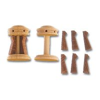 Artesania Latina Wooden Capstan - Vertical 15mm x 2