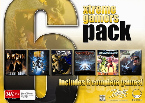 Extreme 6 Game Pack for PC Games