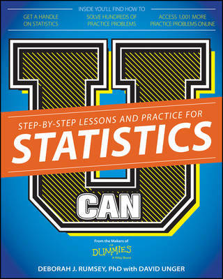 U Can: Statistics For Dummies by Deborah J. Rumsey