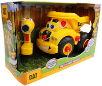 CAT: Take-A-Part Buddies - Dump Truck