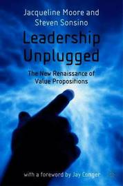 Leadership Unplugged by Jacqueline M. Moore image
