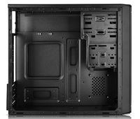 Deepcool: MicroTower Black - No PSU