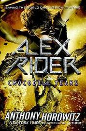 Crocodile Tears (Alex Rider #8) by Anthony Horowitz