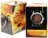 Supernatural: Devil's Trap - Dial Strap Watch