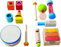 Haba: Big Sound Workshop - (12 Piece)