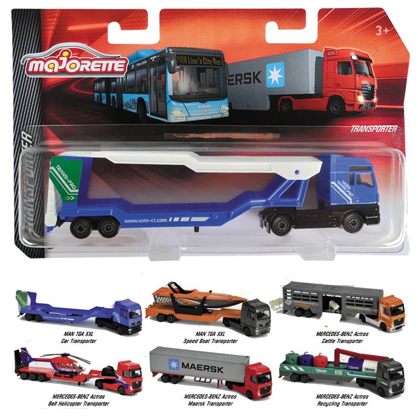 Majorette: Utility Transporter Playset - Car image