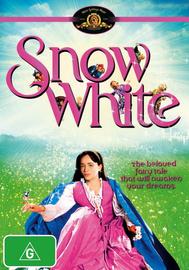 Snow White on DVD image
