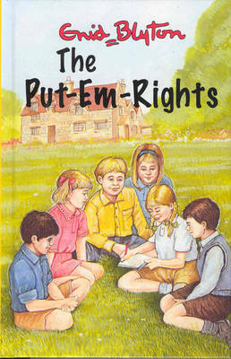 Put-em-Rights by Enid Blyton image