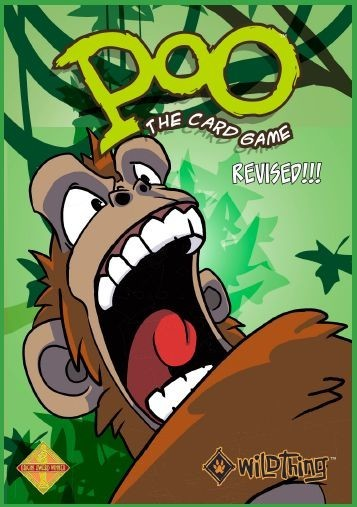 Poo! Card Game - Revised Edition image