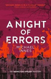 A Night of Errors by Michael Innes