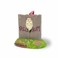 BigMouth – The 'Here's Gnomey!' Garden Gnome