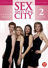 Sex And The City: Season 2 Disc 1 on DVD