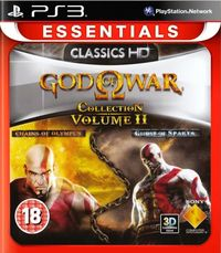 God of War Origins Collection - Volume 2 (PS3 Essentials) for PS3