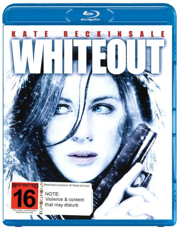 Whiteout on Blu-ray