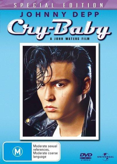 Cry Baby - Special Edition on DVD