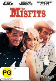 The Misfits on DVD