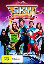 Sky High on DVD