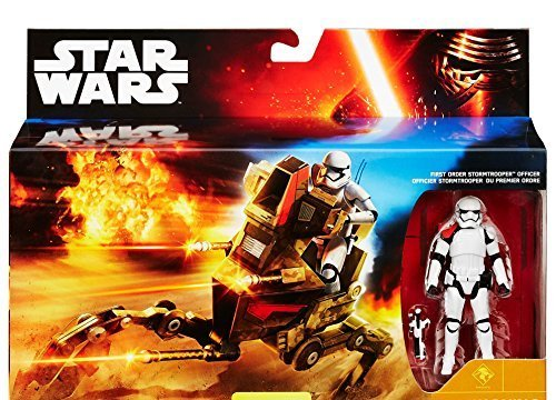 Star Wars - Desert Assault Walker with Figure