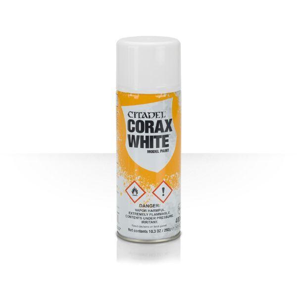 Citadel Spray Paint - Corax White