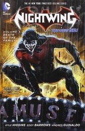 Nightwing Vol. 3 by Kyle Higgins