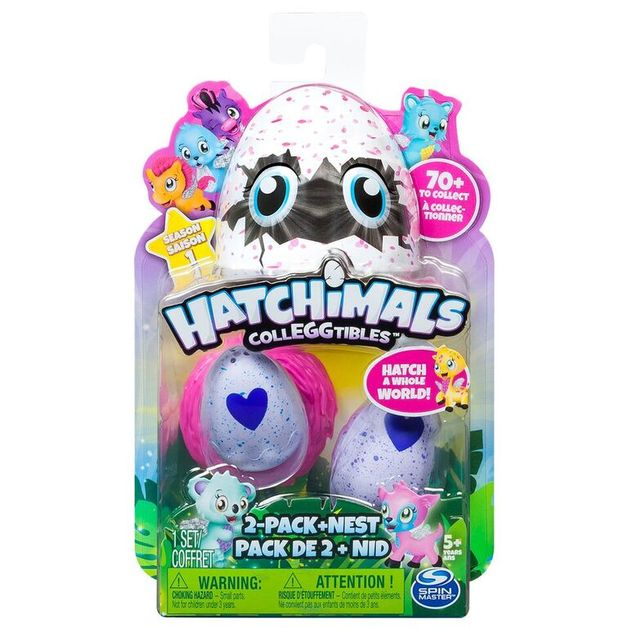 Hatchimals: Colleggtibles - 2 Pack