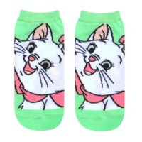 Disney: Marie Close-Up - Ladies Socks