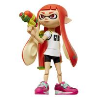 Nintendo World: Character Figure - Inkling Girl