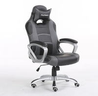 Playmax Gaming Chair Steel Grey for