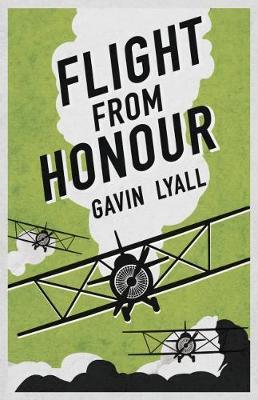 Flight from Honour by Gavin Lyall