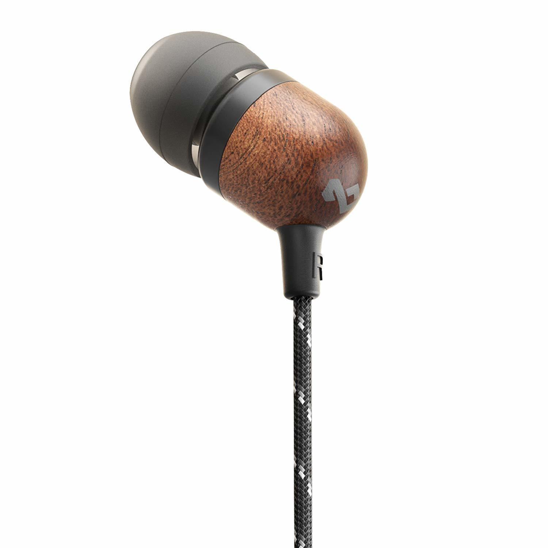Marley: Smile Jamaica Wireless In-Ear Headphones - Signature Black image