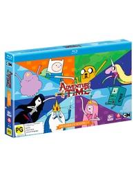 Adventure Time Season 1 - 8 Boxset on Blu-ray
