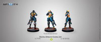 Infinity: Yu Jing Daoying Operative Control Unit (Hacker)