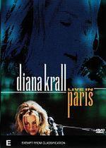 Diana Krall - Live In Paris on DVD